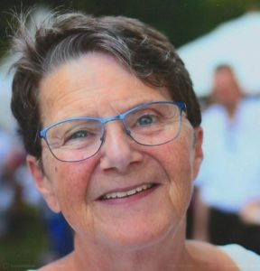 Wirbelbruch Patentien Frau Elisabeth Hanel