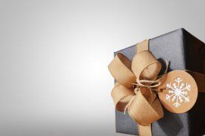 Welche Weihnachtsgeschenke habe ich dieses Jahr - Geschenkbox