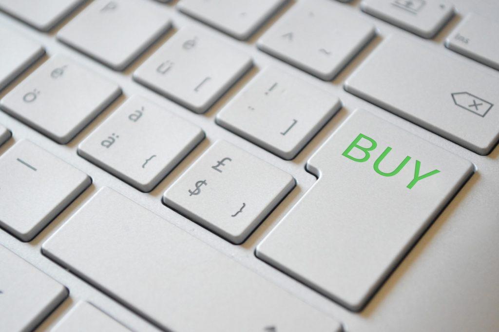 CBD Dropshipping Computer Tastatur